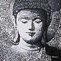 Buddha V by Panna Paintings