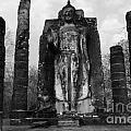 Buddha Wat Sri Chum Thailand 2 by Bob Christopher