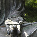 Buddha's Hand by Christiane Schulze Art And Photography