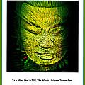 Buddhas Mind II by Susanne Van Hulst