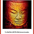 Buddhas Mind IIi by Susanne Van Hulst