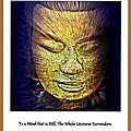 Buddhas Mind by Susanne Van Hulst