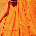 Buddhist Monk 02 by Rick Piper Photography