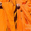 Buddhist Monks 02 by Rick Piper Photography