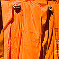 Buddhist Monks 03 by Rick Piper Photography