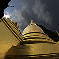 Buddhist Temple In Bangkok Thailand Buddhism  by Dray Van Beeck