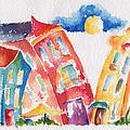 Buddy Buildings by Pat Katz