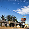 Budget Motel by Angus Hooper Iii