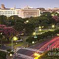 Buenos Aires City by Lucas Guardincerri