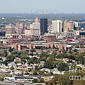 Buffalo And Niagara Falls Skylines by Bill Cobb