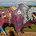 Buffalo Artwork by Denise Mazzocco