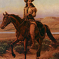 Buffalo Bill On Charlie by William Cary