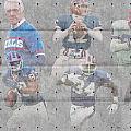 Buffalo Bills Legends by Joe Hamilton