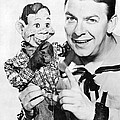 Buffalo Bob And Howdy Doody by Underwood Archives