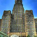 Buffalo City Hall by Tammy Wetzel