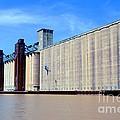 Buffalo Grain Mill by Kathleen Struckle