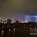 Buffalo Lightning by Mark Baker