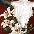 Buffalo Lilies by Pat Erickson