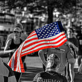 Buffalo Marathon 2013 Respect by Michael Frank Jr