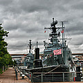 Buffalo Naval And Military Park by Guy Whiteley