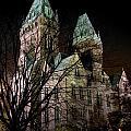 Buffalo Psychiatric Center by Mark Baker