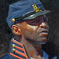 Buffalo Soldier by Armand Cabrera