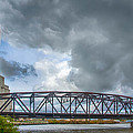 Buffalo's Ohio Street Bridge by Guy Whiteley