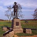 Buford At Gettysburg by Skip Willits