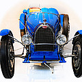 Bugatti Sport Type 51a by Dave Mills