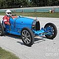 Bugatti Type 35 Racer by Neil Zimmerman