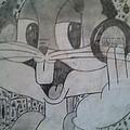 Buggs Bunny by Nakya Clark