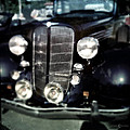 Buick At The Car Show by Tim Nyberg