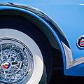 Buick Skylard Wheel Emblem by Jill Reger