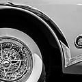 Buick Skylark Wheel Emblem by Jill Reger