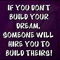 Build Your Dream by Ione Hedges