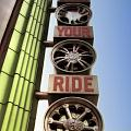 Build Your Ride Signage Downtown Disneyland 01 by Thomas Woolworth