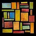 Building Blocks Four by Michelle Calkins