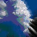 Building Cumulus Abstract by Mick Anderson