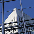 Building Reflection by Diane Macdonald
