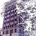 Building Splatter by Cj Avery