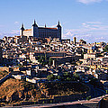 Buildings In A City, Toledo, Toledo by Panoramic Images