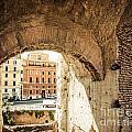 Buildings Of Rome V by Christina Klausen