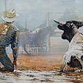 Bull Dogged Baffled by Bob Graham