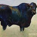 Bull by Frances Marino