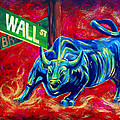 Bull Market by Teshia Art