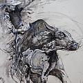 Bull Rider by Bob Graham