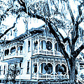 Bull Street House Savannah Ga by William Dey