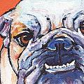Bulldog by Greg and Linda Halom