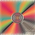 Bullseye 2 by Iris Gelbart