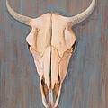 Bullskull No.3 by J W Kelly